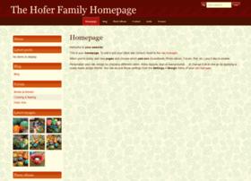 hoferfamily.doomby.com