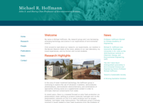 hoffmann.caltech.edu