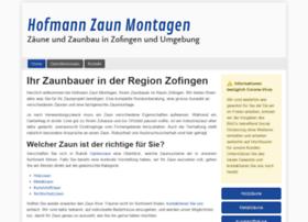 hofmann-zaun-montagen.ch