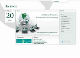 hofstaete-services.nl