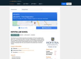 hofstra.lawschoolnumbers.com