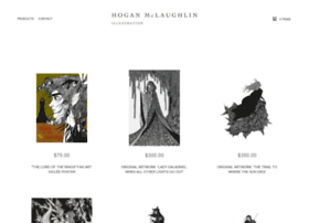 Hoganmclaughlin.bigcartel.com