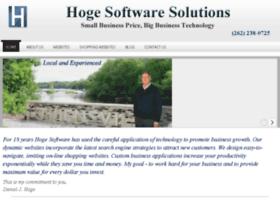 hogesoftware.com