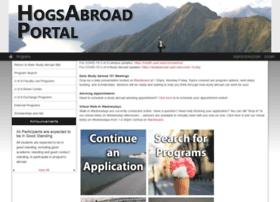 hogsabroad.uark.edu