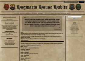hogwartshousehabits.tumblr.com