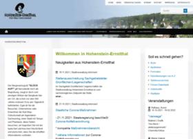 hohenstein-ernstthal.de