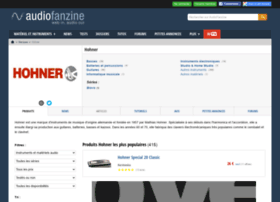 hohner.audiofanzine.com