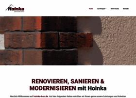 hoinka-bau.de