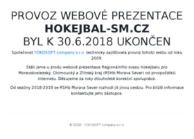 hokejbal-sm.cz
