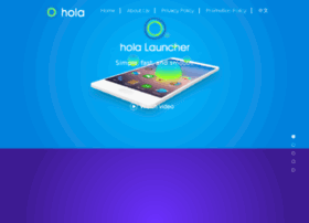 holalauncher.com