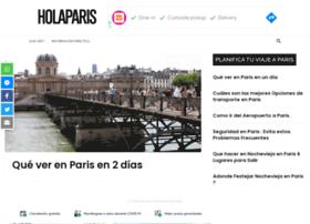 holaparis.com