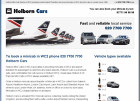 holborncabs.co.uk