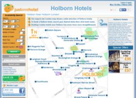 holbornhotels.com