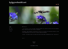 holgerschmidt.net