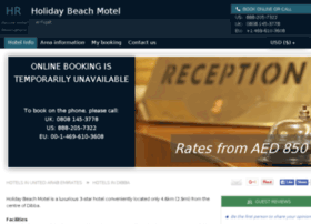 holiday-beach-motel-dibba.h-rez.com