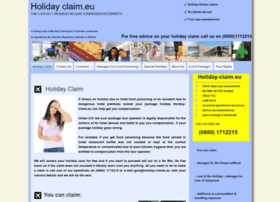 holiday-claim.eu
