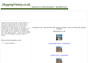 holiday-cottages.shoppingvariety.co.uk