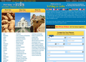 holiday-in-india.com