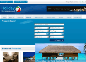 holiday-rentals-abroad.com