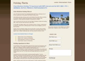 holiday-rents.com
