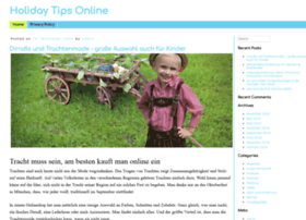 holiday-tips-online.com