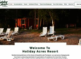 holidayacres.com