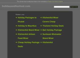 holidayandfestival.com