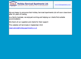 holidayapartments.co.uk
