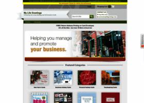 holidaycardwebsite.com