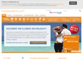 holidayclaims.com