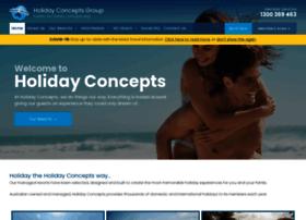 Holidayconcepts.com.au
