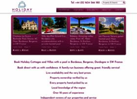 holidaycottagesandvillas.com