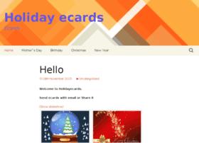 holidayecards.net