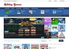 holidayflashgames.com