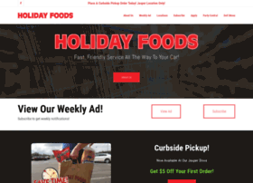 holidayfoodsonline.com