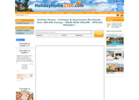 holidayhome2100.com
