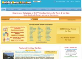 holidayhomeads.com