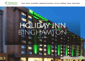 holidayinnbinghamton.com