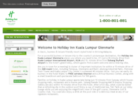 holidayinnglenmarie.com