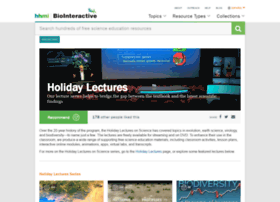 holidaylectures.org