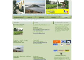holidayletsinfrance.co.uk