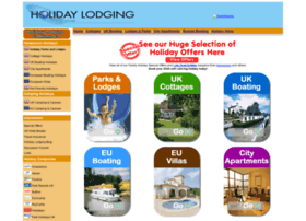 holidaylodging.co.uk