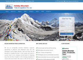 holidaymountaintreks.com