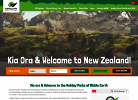 holidayparks.co.nz