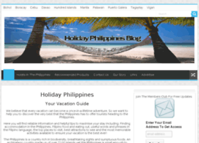holidayphilippinesblog.com