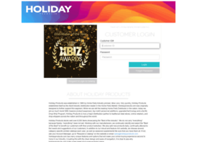 holidayproducts.com