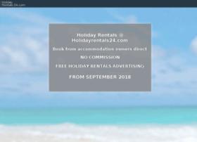 holidayrentals24.com