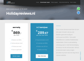 holidayreviews.nl