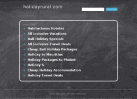 holidayrural.com