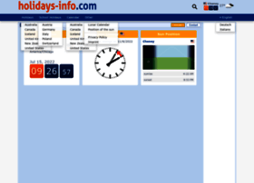 holidays-info.com